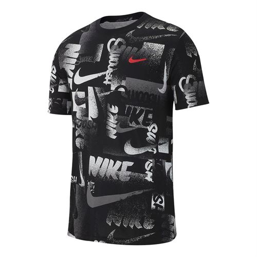 82efd262221 Nike Dry Tee, BQ1911 010 | Men's Tennis Apparel