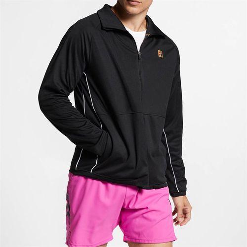 e93fc39f7ac4 Nike Court Essential Jacket - Black White