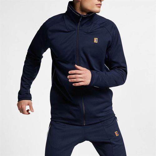 e69842dd0ece Nike Court Essential Jacket - Obsidian White