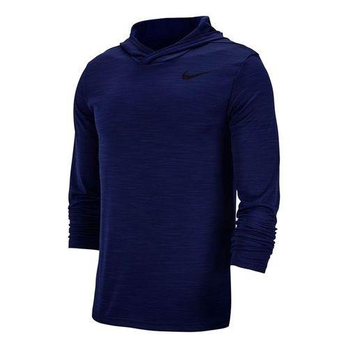 Nike Superset Hoodie - Blue Void/Black