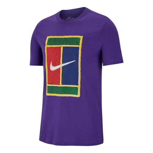 Nike Court Tee - Purple