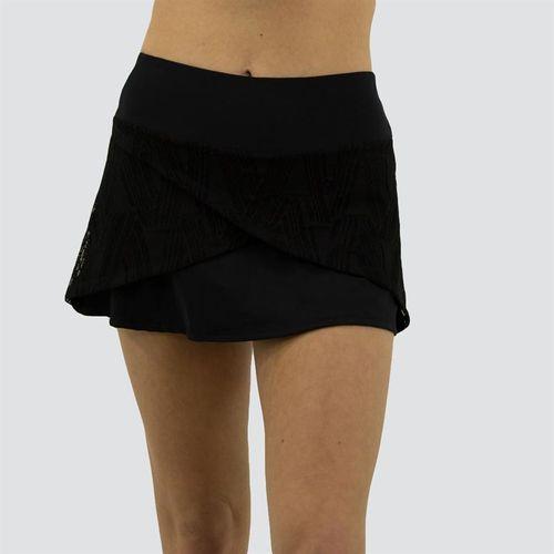 Blue Fish Romance Desire Skirt Womens Black C1006 BL