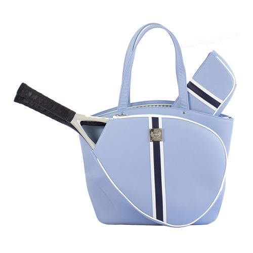 Court Couture Cassanova Sky Blue Tennis Bag