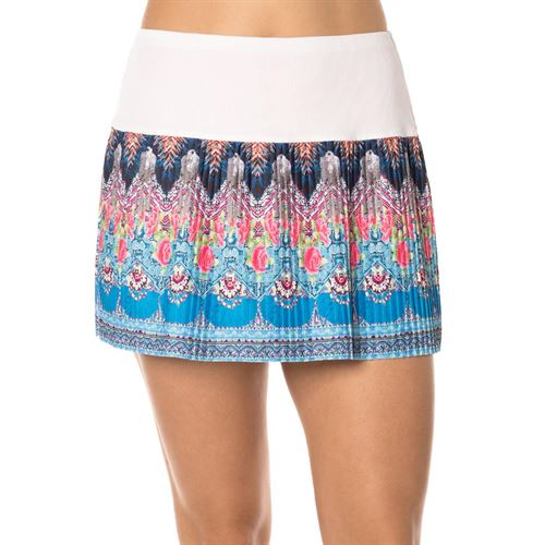 Lucky in Love Ambrosia Pleated Skirt - Multi