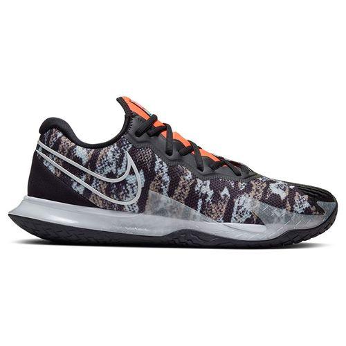 Nike Court Air Zoom Vapor Cage 4 Mens Tennis Shoe Photon Dust/White/Black/Khaki CD0424 002
