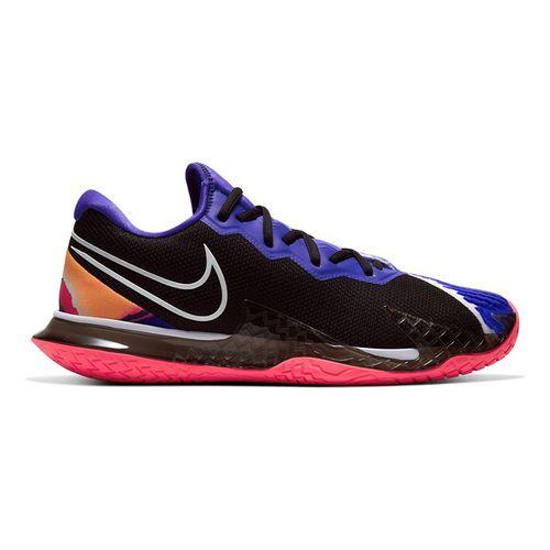 Nike Court Air Zoom Vapor Cage 4 Mens Tennis Shoe Black/White/Laser Crimson/Persian Violet CD0424 003û