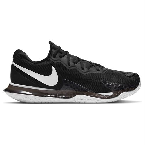 Nike Court Air Zoom Vapor Cage 4 Mens Tennis Shoe Black/White CD0424 010