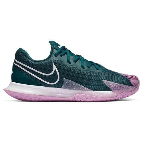 Nike Court Air Zoom Vapor Cage 4 Mens Tennis Shoe Dark Atomic Teal/Beyond Pink CD0424 300