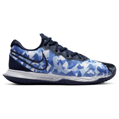 Nike Air Zoom Vapor Cage 4HC Mens Tennis Shoe Royal Pulse/Obsidian/White/Indigo Storm CD0424 406
