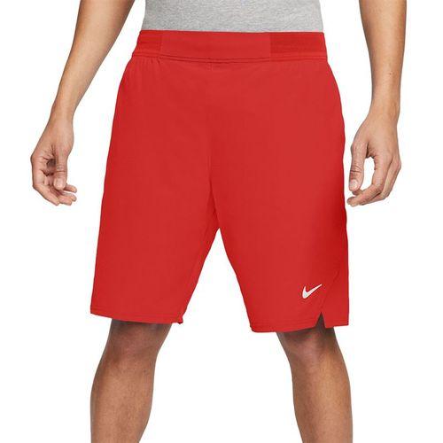 Nike Court Flex Ace 9 inch Short Mens Habanero Red/White CI9162 634