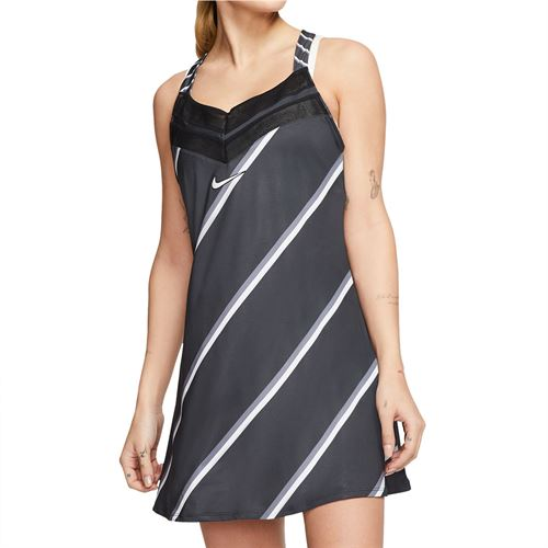 Nike Court Dress Womens Black/White CI9225 010