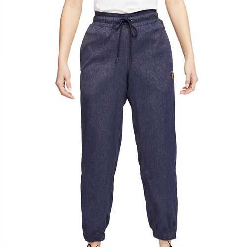 Nike Court Pants Womens Obsidian//Silver/Wheat CI9312 451