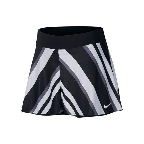 Nike Court Skirt Womens Black/White CI9382 010