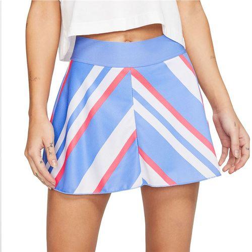 Nike Court Skirt Womens Royal Pulse/White CI9382 478