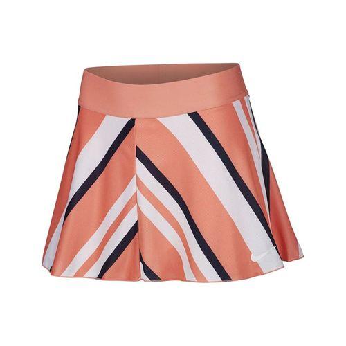 Nike Court Skirt Womens Sunblush/White CI9382 655