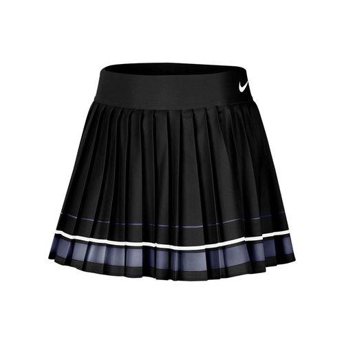 Nike Maria Skirt Womens Black/Light Carbon/White CI9386 010