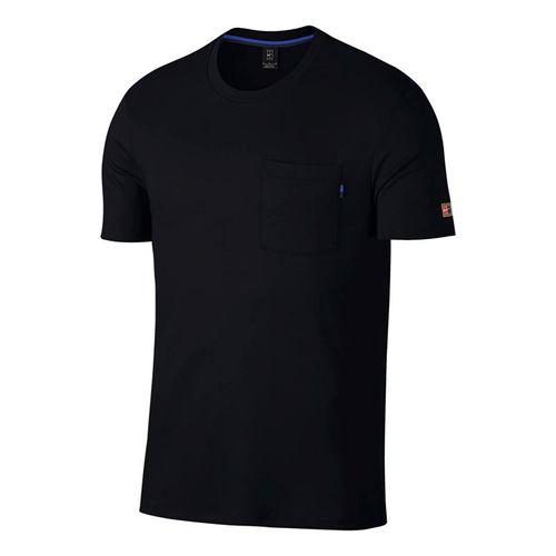 Nike Court Heritage Tee - Black White 930b8e1be44