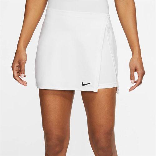 Nike Court Dri Fit Skirt Womens White/Black CJ0944 100