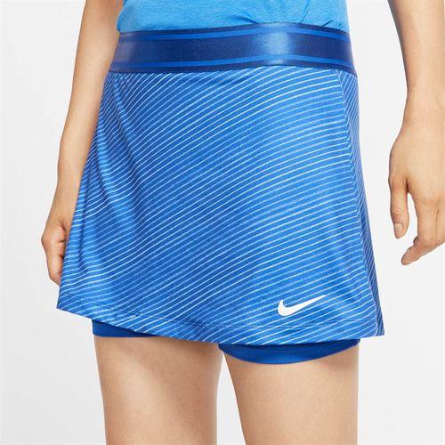 Nike Court Skirt Womens Game Royal/White CJ6734 480