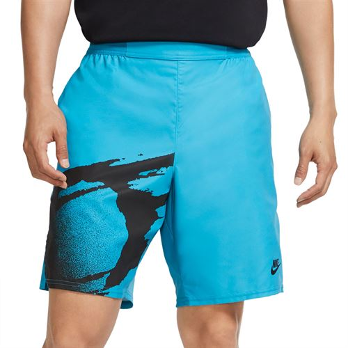 Nike Challenge Court Slam Short - Neo Teal/Black