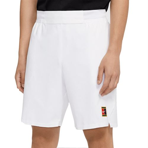 Nike Court Flex Ace Short Mens White CK9777 100