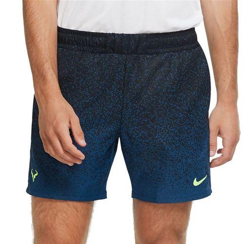 Nike Rafa Short Mens Black/Volt CK9783 010