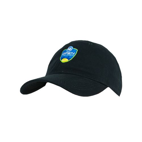 Western and Southern Open Logo Hat - Black