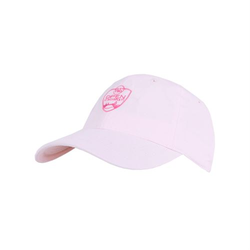 Western and Southern Open Logo Hat - Light Pink