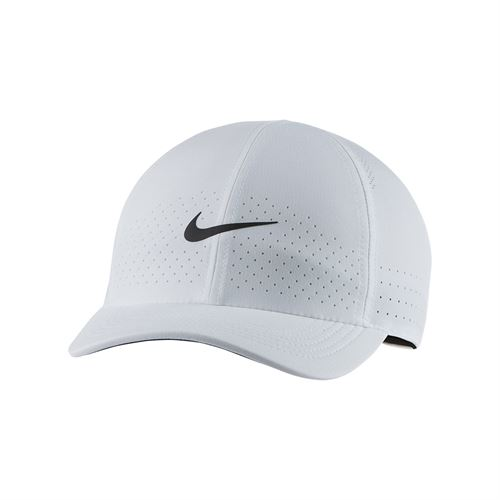 Nike Court Advantage Hat - White/Black