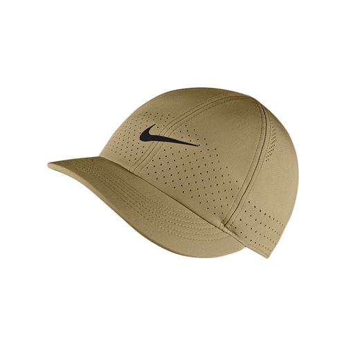 Nike Court Womens Advantage Hat - Parachute Beige