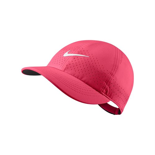 Nike Court Womens Advantage Hat - Vivid Pink