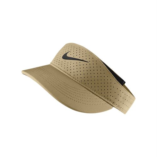 Nike Court Womens Advantage Visor - Parachute Beige