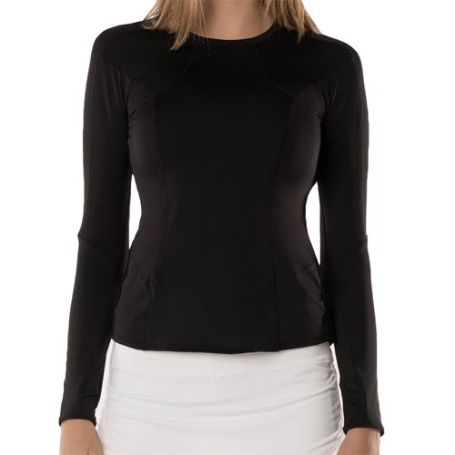 Lucky in Love Core Contour Long Sleeve - Black