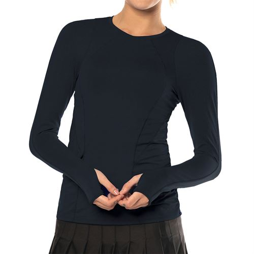 Lucky in Love Core Contour Long Sleeve - Midnight