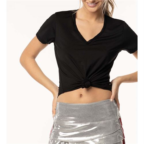 44cf37936 Lucky in Love Go For the Metal Olympian Short Sleeve - Black