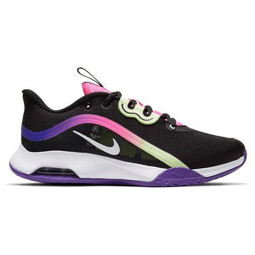 Nike Air Max Volley Womens Tennis Shoe Black/White/Liquid Lime/Pink Blast CU4275 001