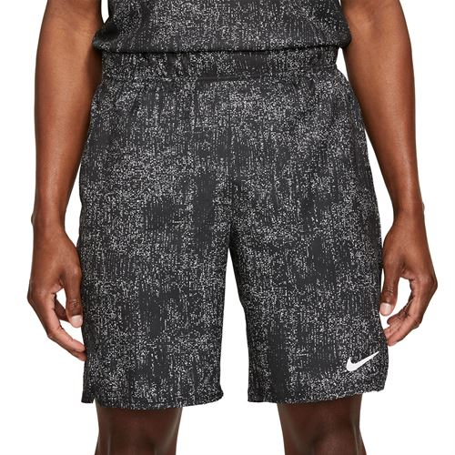 Nike Court Flex Victory Short Mens Black/White CV2974 010