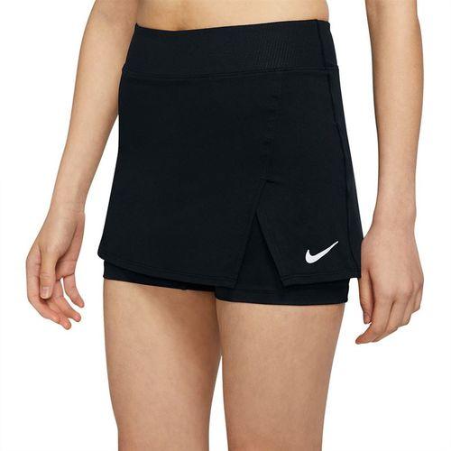 Nike Court Victory Skirt Womens Black/White CV4729 010