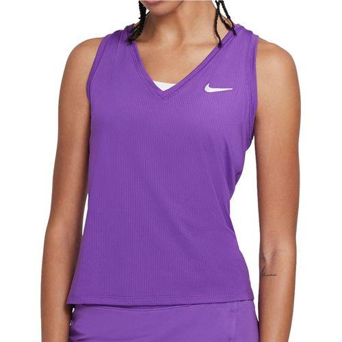 Nike Court Victory Tank Womens Wild Berry/Bright Mango CV4784 528