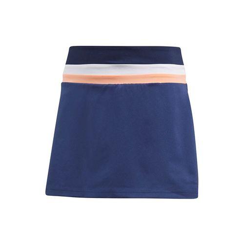 adidas Girls Club Skirt - Collegiate Navy