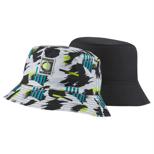 Nike Court Reversible Bucket Hat - Black
