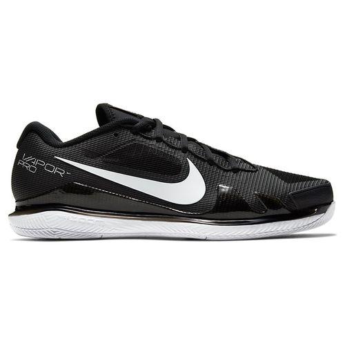 Nike Court Air Zoom Vapor Pro Mens Tennis Shoe Black/White CZ0220 024