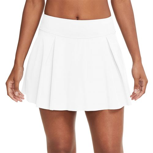 Nike Club Skirt Extended/Plus Size Womens White DB5937 100