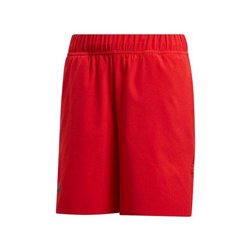 adidas Boys Barricade Short - Scarlet