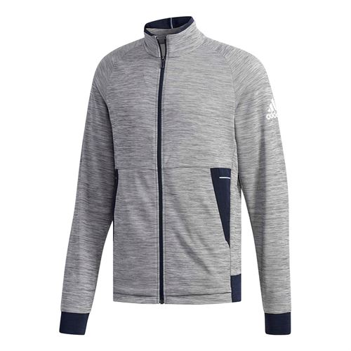 adidas Knit Jacket - Grey