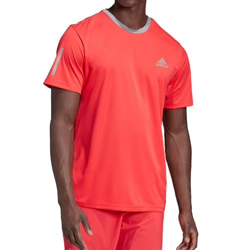 e7d28c8104 adidas Club 3 Stripe Crew, DU0860 | Men's Tennis Apparel