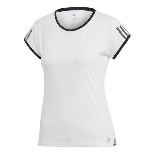 226a5cecbf78c adidas Club 3 Stripe Top - White