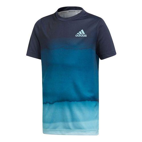 abeac7d69cf adidas Boys Parley Tee, DU2453   Boys' Tennis Apparel