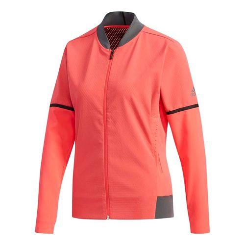 adidas Match Code Jacket - Shock Red