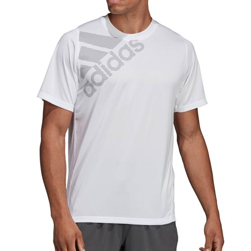 adidas Sport Graphic Tee - White